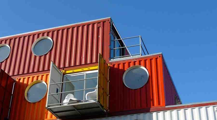 Comment fixer un container ?