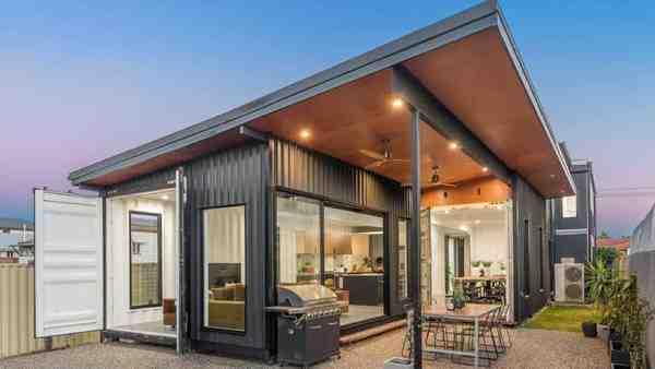 Quel prix pour une maison container ?