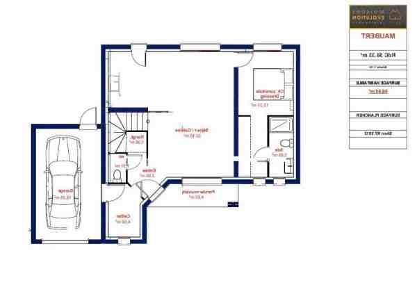 Quel budget pour une maison de 80m2?