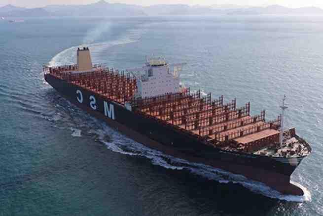 Quel est le nom du plus gros cargo?