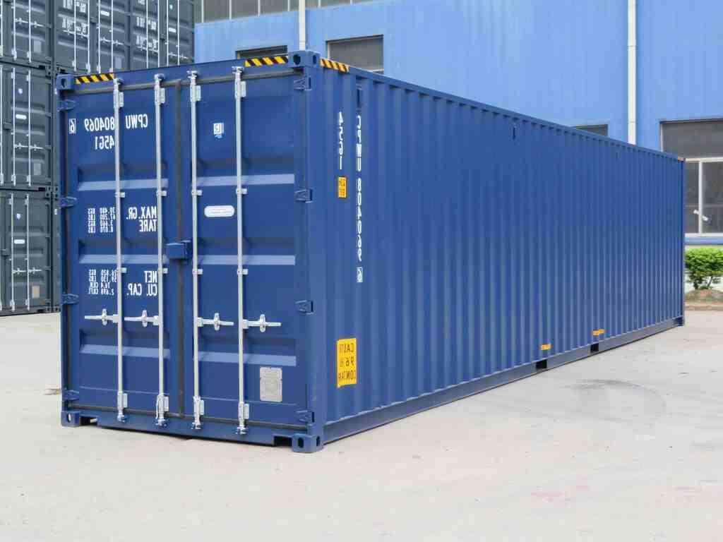 Quelle est la surface habitable d'un conteneur?